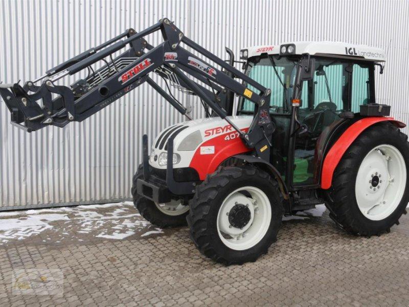Traktor des Typs Steyr 4065 Kompakt, Gebrauchtmaschine in Pfreimd (Bild 1)