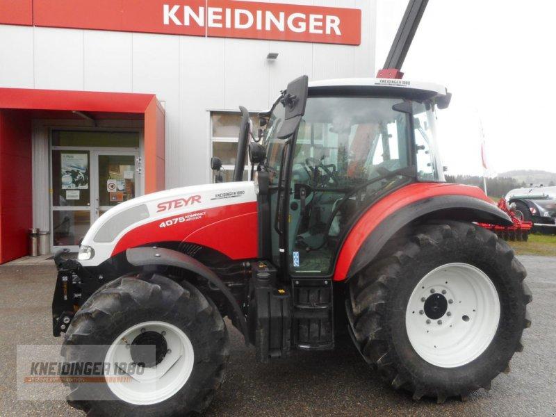 Traktor des Typs Steyr 4075 Kompakt ET Profi, Gebrauchtmaschine in Altenfelden (Bild 1)