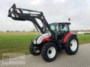 Traktor des Typs Steyr 4075, Gebrauchtmaschine in Oyten
