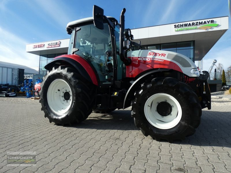 Traktor типа Steyr 4080 Kompakt Hilo, Neumaschine в Gampern (Фотография 1)
