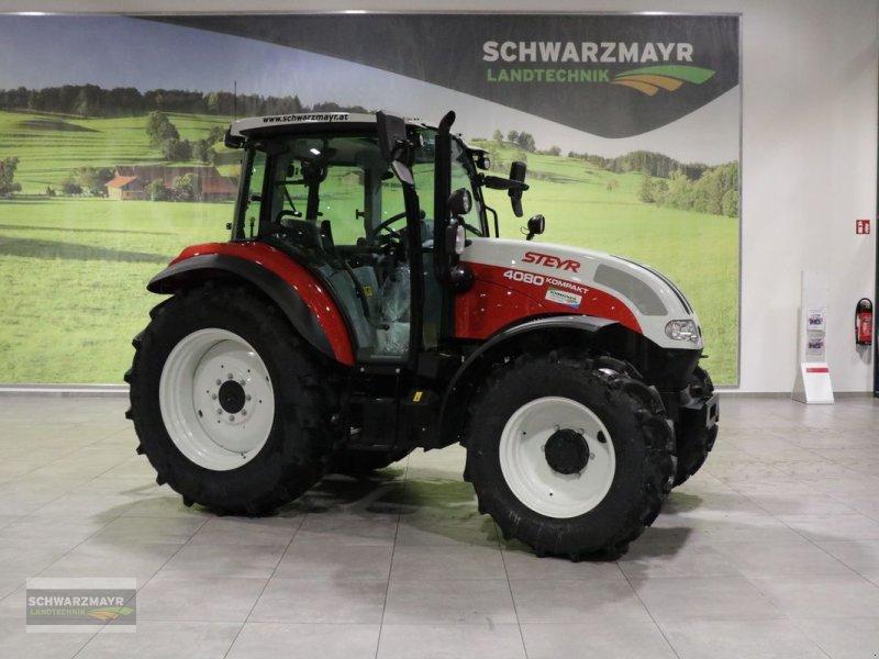 Traktor типа Steyr 4080 Kompakt M, Neumaschine в Gampern (Фотография 1)