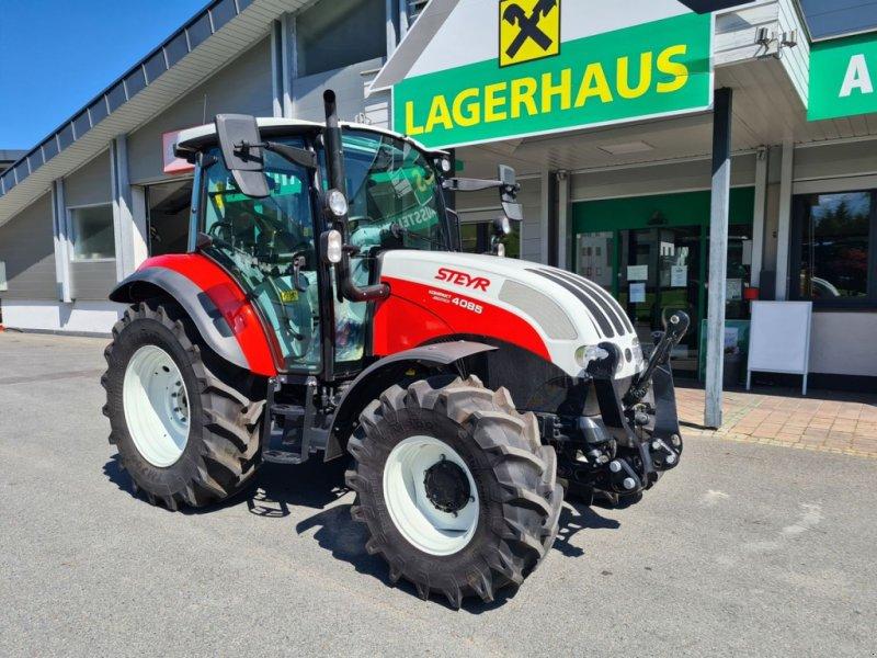 Traktor типа Steyr 4085 Kompakt ET Komfort, Neumaschine в Bruck (Фотография 1)