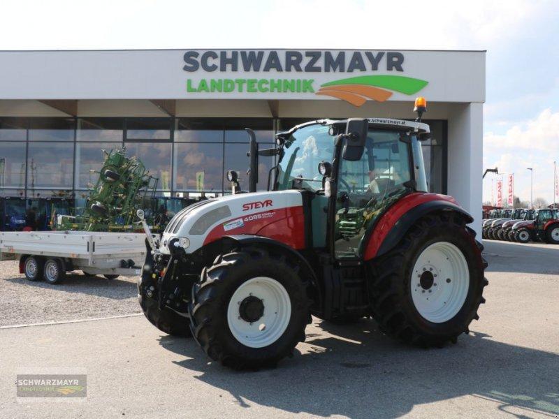 Traktor des Typs Steyr 4085 Kompakt ET Komfort, Gebrauchtmaschine in Gampern (Bild 1)