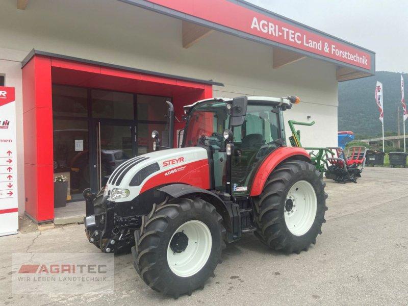 Traktor типа Steyr 4085 Kompakt ET Profi, Gebrauchtmaschine в Friesach (Фотография 1)