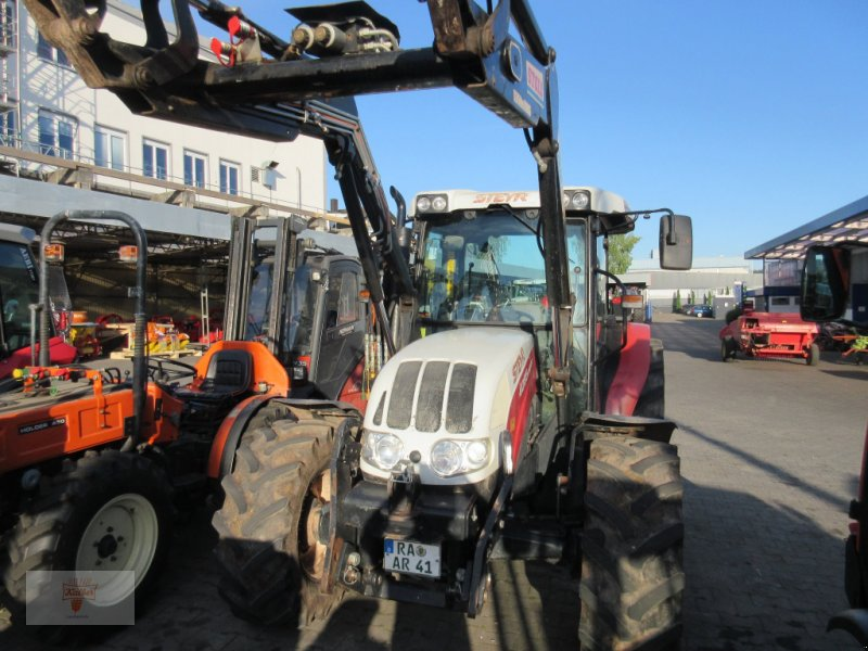 Traktor a típus Steyr 4085 Kompakt, Gebrauchtmaschine ekkor: Remchingen (Kép 2)
