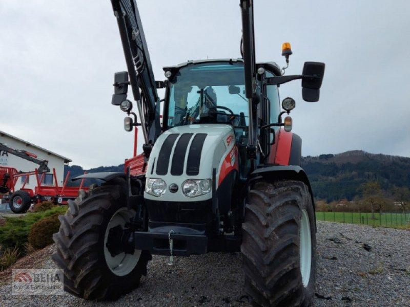 Traktor des Typs Steyr 4085 Kompakt, Gebrauchtmaschine in Steinach (Bild 1)