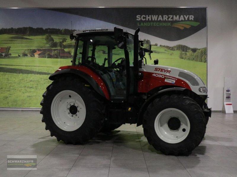 Traktor типа Steyr 4090 Kompakt Hilo, Neumaschine в Gampern (Фотография 1)
