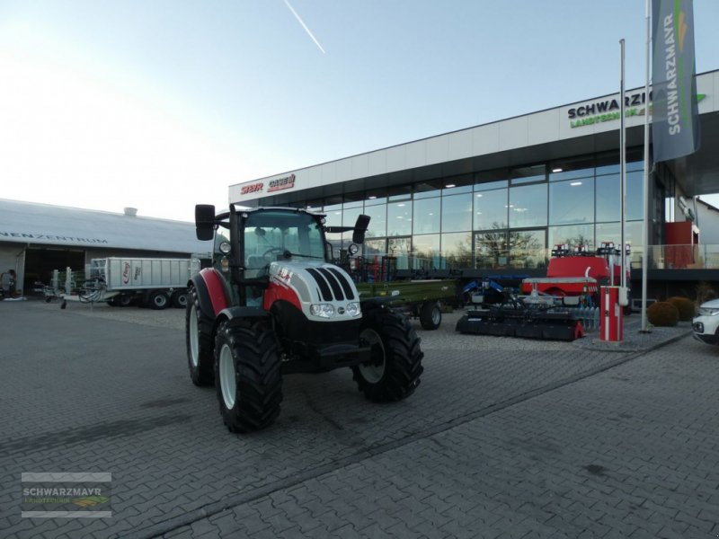Traktor типа Steyr 4090 Kompakt (Stage V), Neumaschine в Aurolzmünster (Фотография 1)