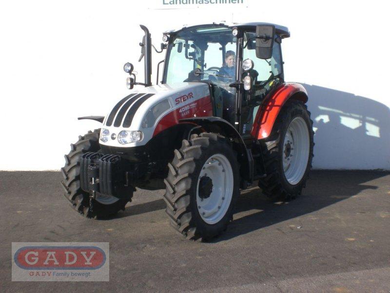 Traktor des Typs Steyr 4095 Kompakt ET Basis, Neumaschine in Lebring (Bild 1)