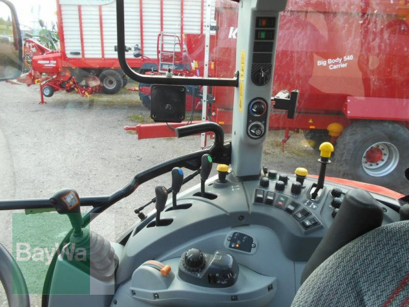 Traktor des Typs Steyr 4095 KOMPAKT, Gebrauchtmaschine in Mindelheim (Bild 11)