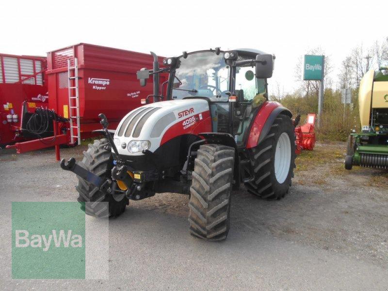 Traktor du type Steyr 4095 KOMPAKT, Gebrauchtmaschine en Mindelheim (Photo 1)
