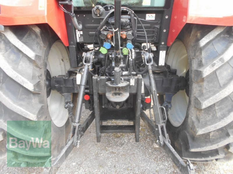 Traktor des Typs Steyr 4095 KOMPAKT, Gebrauchtmaschine in Mindelheim (Bild 9)