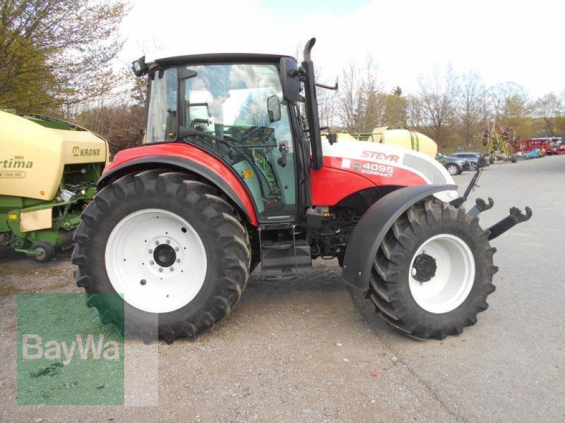 Traktor des Typs Steyr 4095 KOMPAKT, Gebrauchtmaschine in Mindelheim (Bild 6)