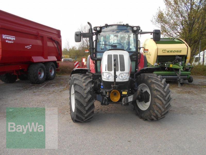 Traktor des Typs Steyr 4095 KOMPAKT, Gebrauchtmaschine in Mindelheim (Bild 4)