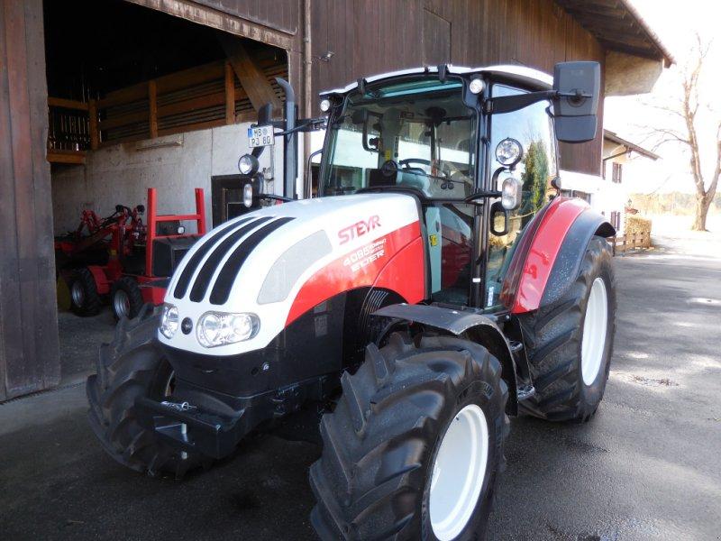 Traktor des Typs Steyr 4095 Kompakt, Gebrauchtmaschine in Warngau (Bild 1)