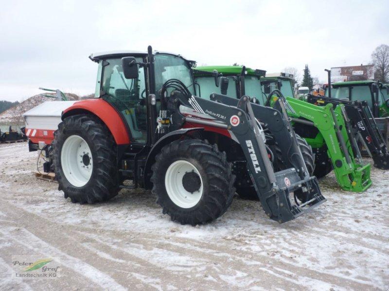 Traktor des Typs Steyr 4095 Multi, Gebrauchtmaschine in 91257 Pegnitz-Bronn (Bild 1)