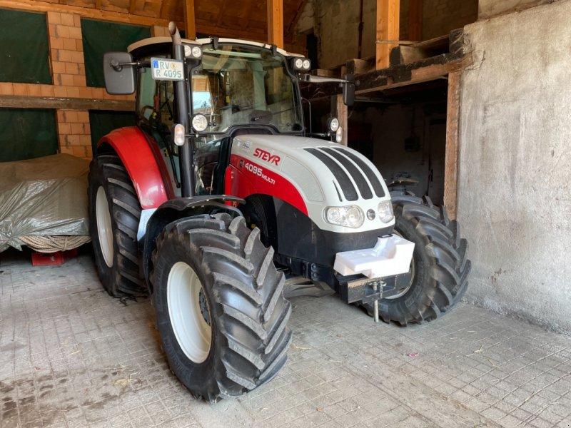 Traktor des Typs Steyr 4095 Multi, Gebrauchtmaschine in Leutkirch im Allgäu (Bild 1)