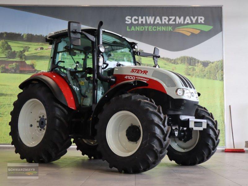 Traktor типа Steyr 4100 Kompakt (Stage V), Neumaschine в Gampern (Фотография 1)