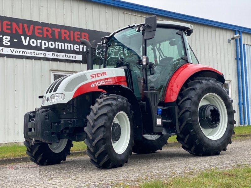Traktor a típus Steyr 4100 Multi ecotech, Gebrauchtmaschine ekkor: Neubrandenburg (Kép 1)