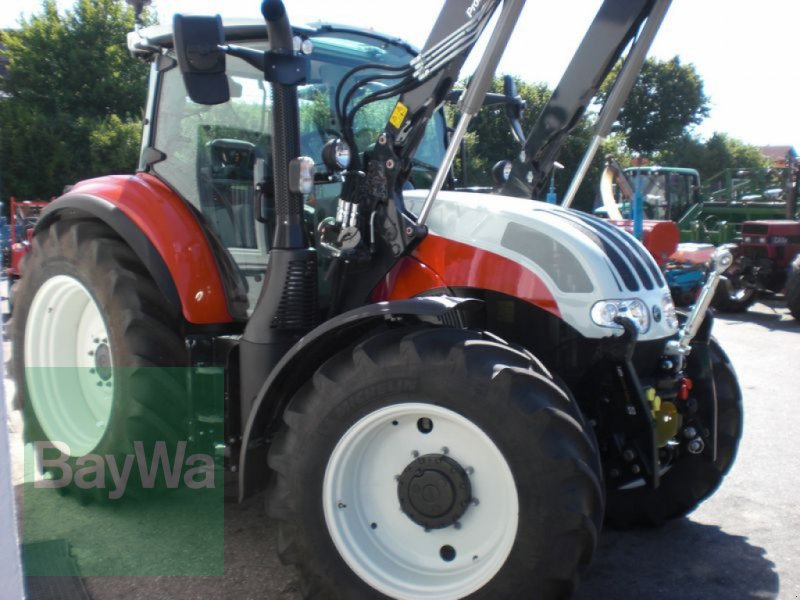 Traktor του τύπου Steyr 4100 MULTI  ET  # 321, Gebrauchtmaschine σε Schönau b.Tuntenhaus (Φωτογραφία 6)