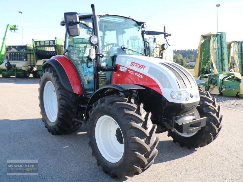 Traktor типа Steyr 4105 Kompakt ET Komfort, Neumaschine в Gampern (Фотография 2)
