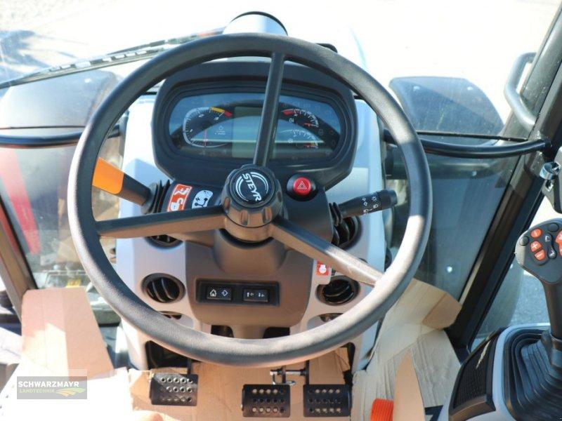 Traktor типа Steyr 4105 Kompakt ET Komfort, Neumaschine в Gampern (Фотография 14)