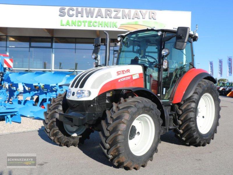Traktor типа Steyr 4105 Kompakt ET Komfort, Neumaschine в Gampern (Фотография 1)