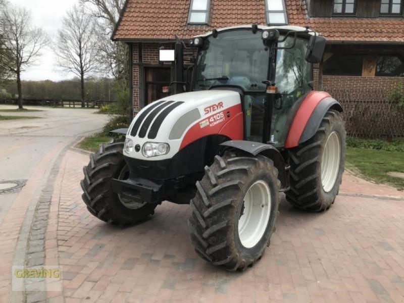 Traktor typu Steyr 4105 Kompakt, Gebrauchtmaschine v Nottuln (Obrázok 1)