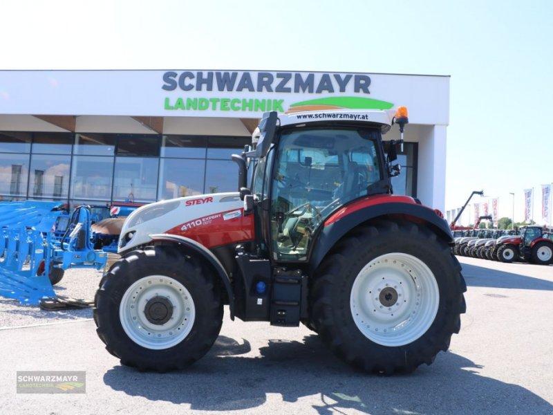 Traktor del tipo Steyr 4110 Expert CVT, Neumaschine en Aurolzmünster (Imagen 1)