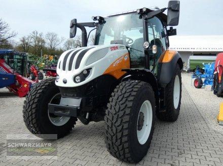 Traktor des Typs Steyr 4110 Expert CVT, Neumaschine in Aurolzmünster (Bild 4)