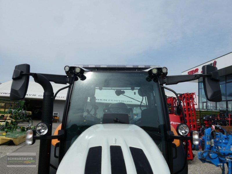 Traktor des Typs Steyr 4110 Expert CVT, Neumaschine in Aurolzmünster (Bild 10)