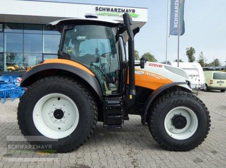 Traktor des Typs Steyr 4110 Expert CVT, Neumaschine in Aurolzmünster (Bild 6)