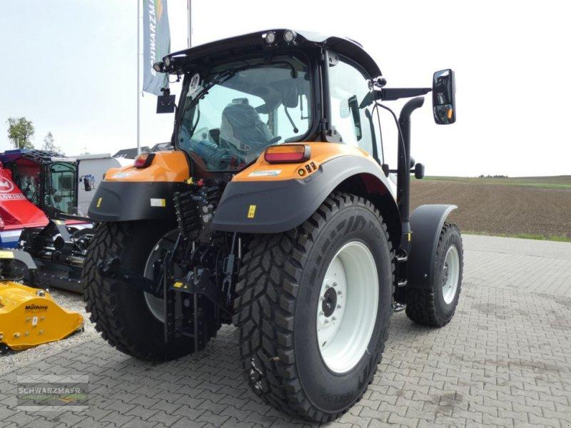 Traktor des Typs Steyr 4110 Expert CVT, Neumaschine in Aurolzmünster (Bild 2)
