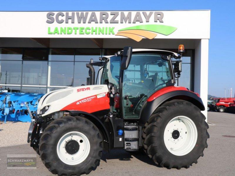 Traktor типа Steyr 4110 Expert CVT, Vorführmaschine в Gampern (Фотография 1)