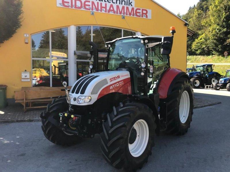Traktor des Typs Steyr 4110 Multi, Gebrauchtmaschine in Burgkirchen (Bild 1)