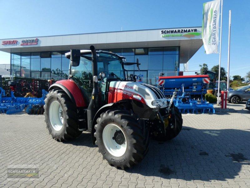 Traktor типа Steyr 4110 Multi, Vorführmaschine в Aurolzmünster (Фотография 1)