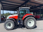 Traktor a típus Steyr 4110 Multi, Vorführmaschine ekkor: Sulzberg