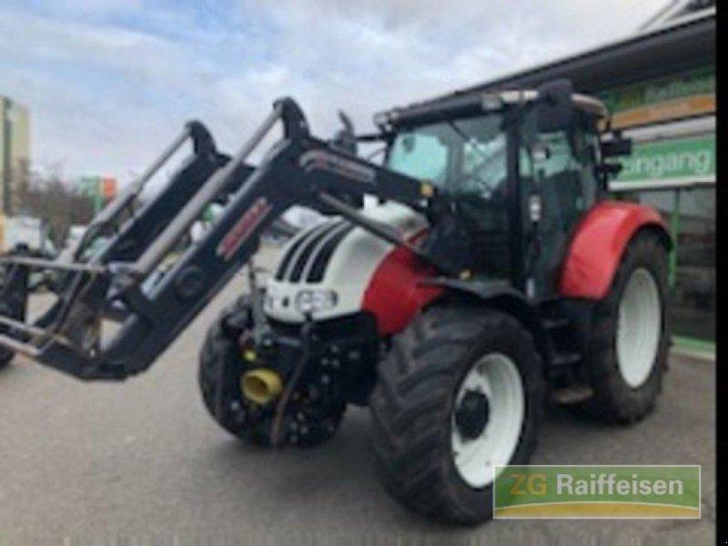 Traktor des Typs Steyr 4110 Profi Classic, Gebrauchtmaschine in Bruchsal (Bild 1)
