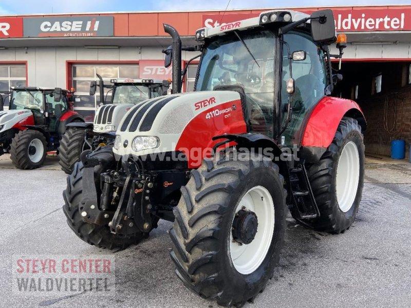 Traktor des Typs Steyr 4110 PROFI CVT, Gebrauchtmaschine in Gmünd (Bild 1)