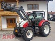 Traktor des Typs Steyr 4110 Profi Forst, Gebrauchtmaschine in Teising