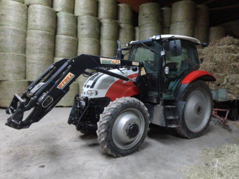Traktor a típus Steyr 4110 Profi, Gebrauchtmaschine ekkor: Kandern-Tannenkirch (Kép 6)