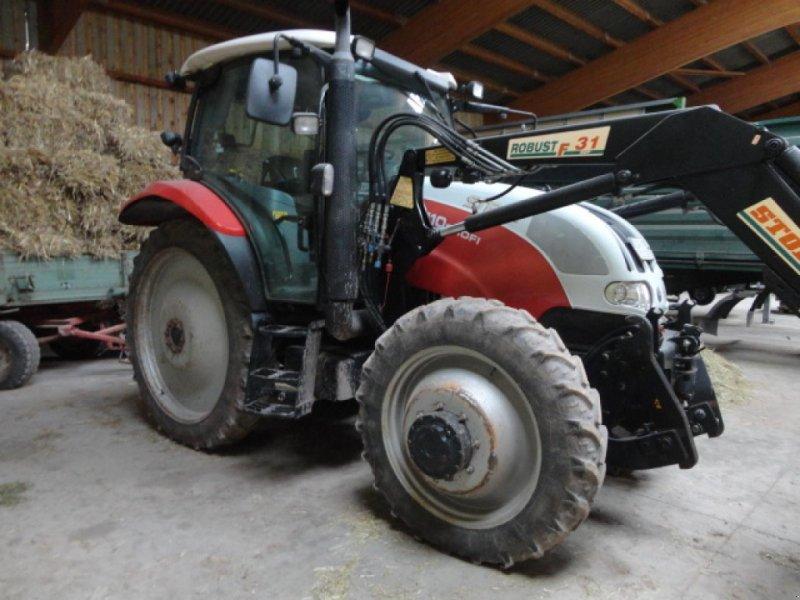 Traktor a típus Steyr 4110 Profi, Gebrauchtmaschine ekkor: Kandern-Tannenkirch (Kép 2)