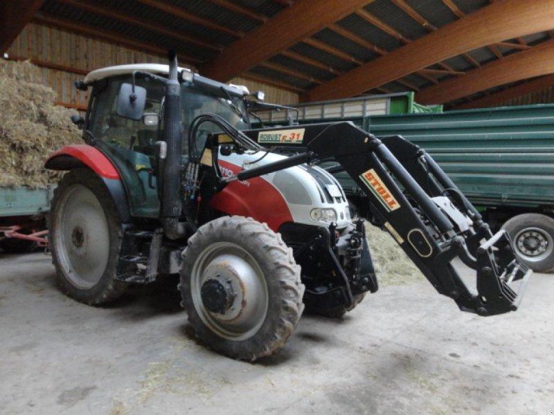 Traktor a típus Steyr 4110 Profi, Gebrauchtmaschine ekkor: Kandern-Tannenkirch (Kép 1)
