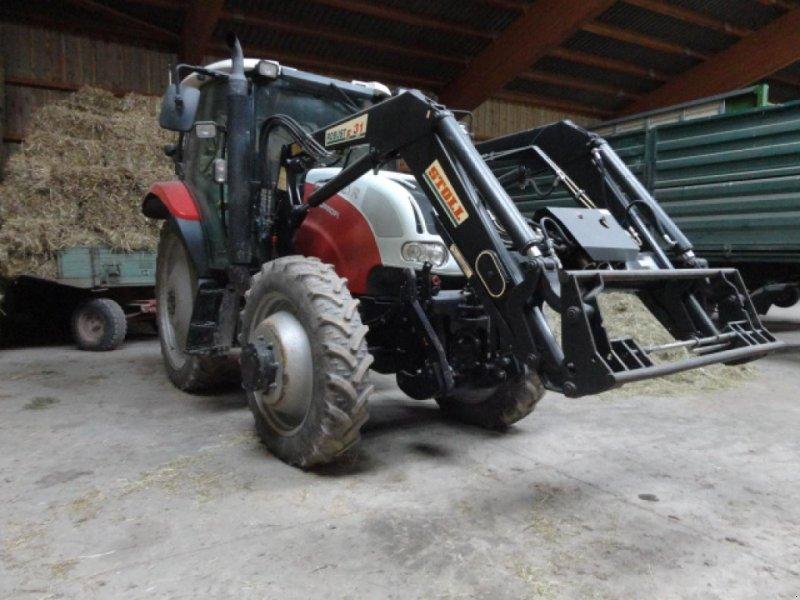 Traktor a típus Steyr 4110 Profi, Gebrauchtmaschine ekkor: Kandern-Tannenkirch (Kép 3)