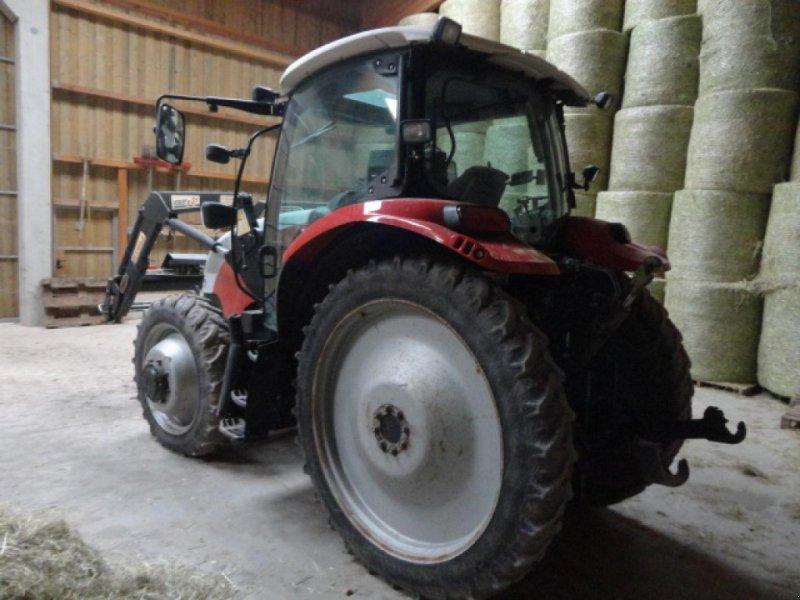 Traktor a típus Steyr 4110 Profi, Gebrauchtmaschine ekkor: Kandern-Tannenkirch (Kép 7)