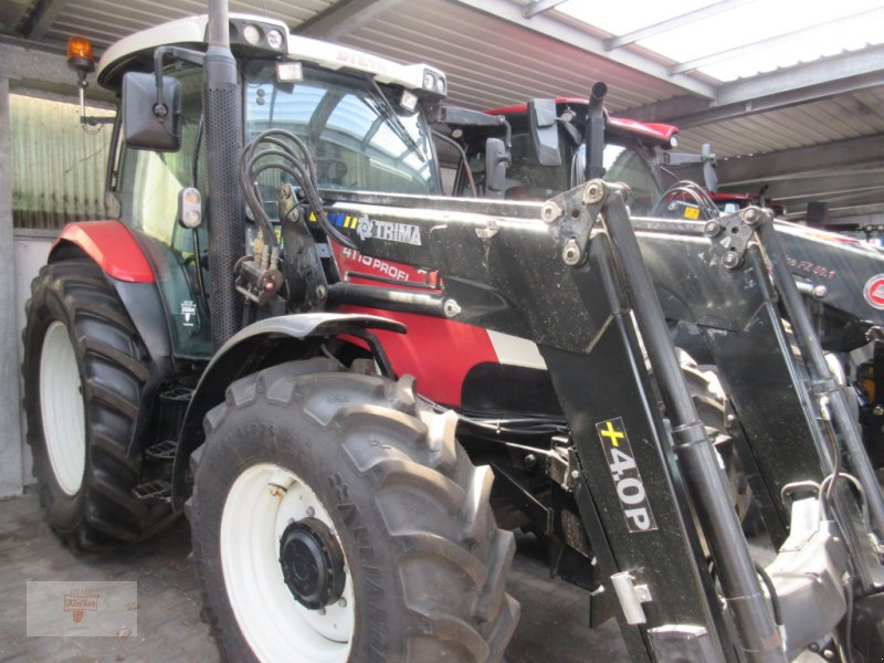 Traktor типа Steyr 4110 Profi, Gebrauchtmaschine в Remchingen (Фотография 3)