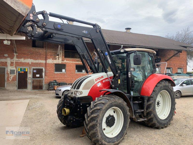 Traktor des Typs Steyr 4110 Profi, Gebrauchtmaschine in Massing (Bild 1)