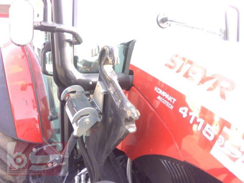Traktor des Typs Steyr 4115 Kompakt ET Komfort, Gebrauchtmaschine in Offenhausen (Bild 15)