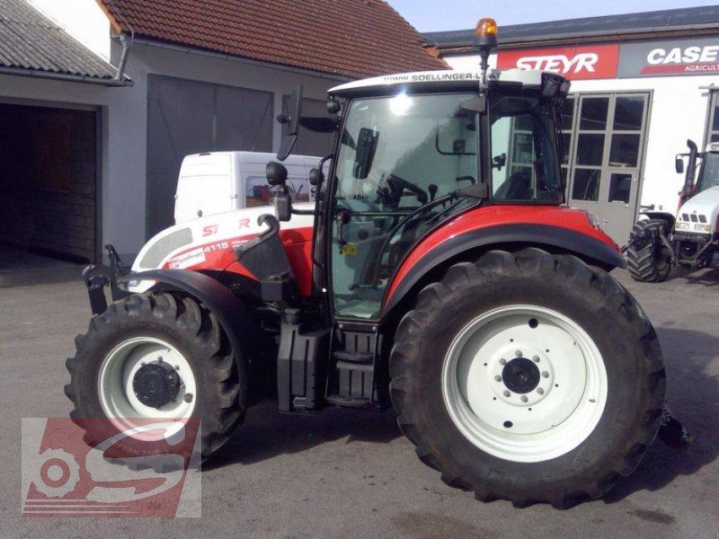 Traktor des Typs Steyr 4115 Kompakt ET Komfort, Gebrauchtmaschine in Offenhausen (Bild 9)