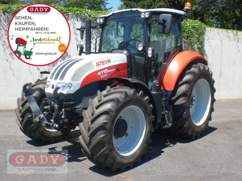 Traktor des Typs Steyr 4115 Multi Basis, Gebrauchtmaschine in Lebring (Bild 1)